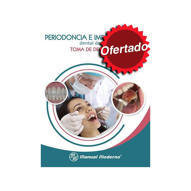 Periodoncia e implantología dental de Hall.