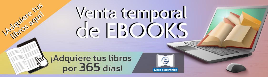 eBooks Uso por 1 año
