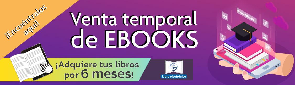 eBooks Uso por 6 meses