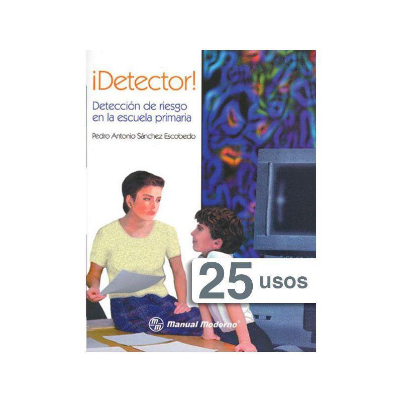 Tarjeta electrónica  / ¡Detector! Detección de riesgo en la escuela primaria