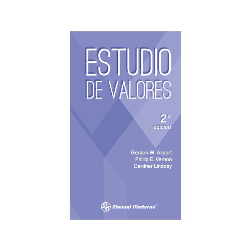 Estudio de valores