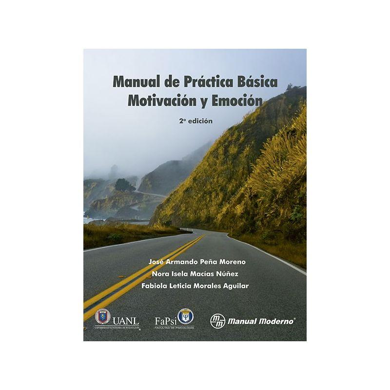 Manual de práctica básica: Motivación y emoción