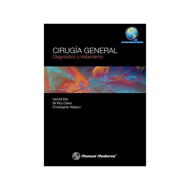 Cirugía general. Diagnóstico y tratamiento