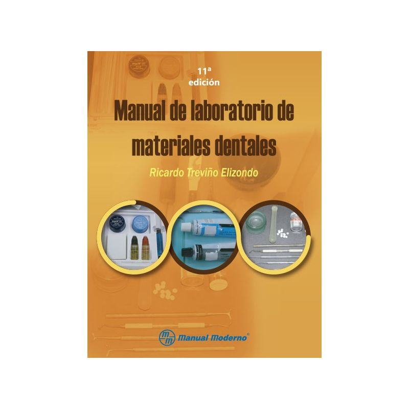 Manual de laboratorio de materiales dentales