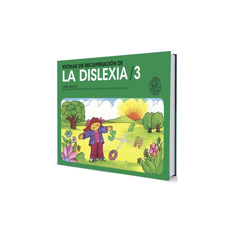 Fichas de Recuperación de la Dislexia 3