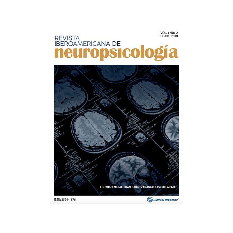 Revista Iberoamericana de Neuropsicología, Vol. 1 No. 2