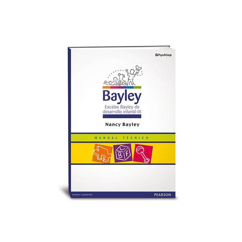 Bayley-III, Escalas Bayley de desarrollo infantil-III