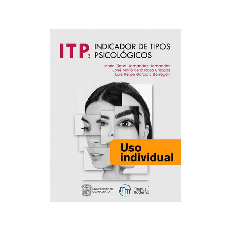 Tarjeta Uso Individual / Indicador de tipos psicológicos (ITP)