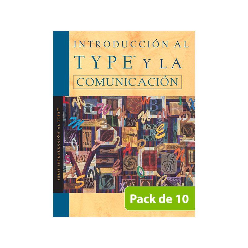 Introducción al Type™ y la Comunicación - PACK DE 10 -
