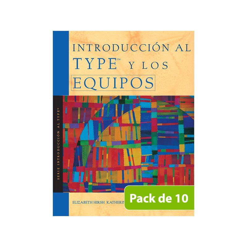 Introducción al Type™ y los Equipos - PACK DE 10 -