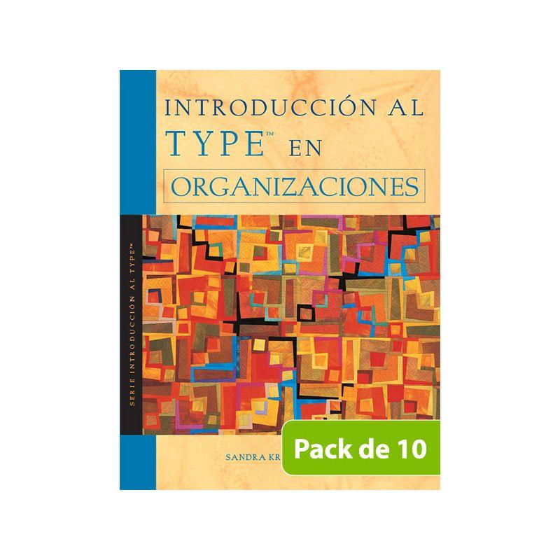 Introducción al Type™ en Organizaciones - PACK DE 10 -