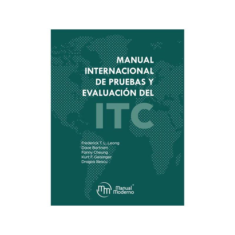 Manual internacional de pruebas y evaluación del ITC