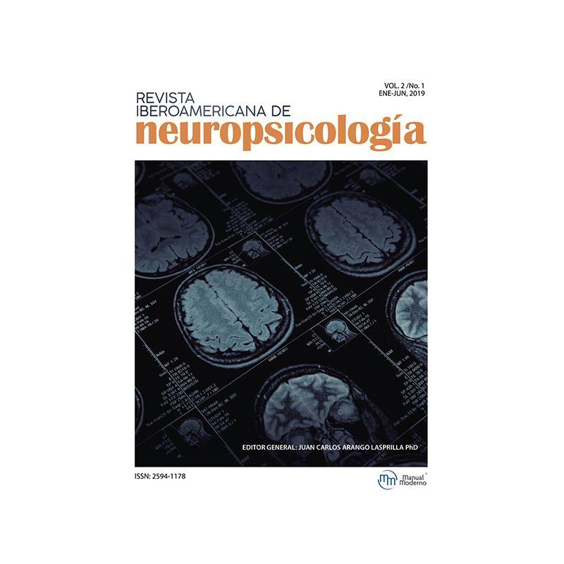 Revista Iberoamericana de Neuropsicología, Vol. 2 No. 1