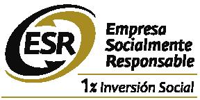 Distintivo ESR Empresa Socialmente Responsable